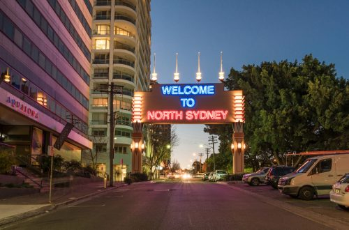 North Sydney's Historic Entry Statement